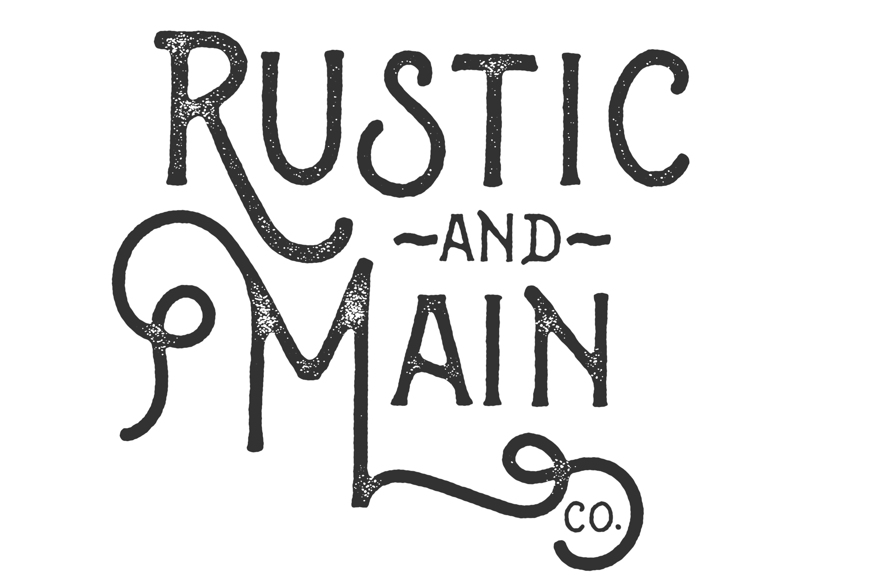 Rustic and Main Co